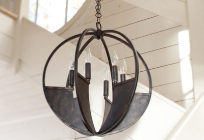 Circular lighting fixture